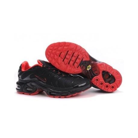 Nike TN 2018 Homme noir/rouge