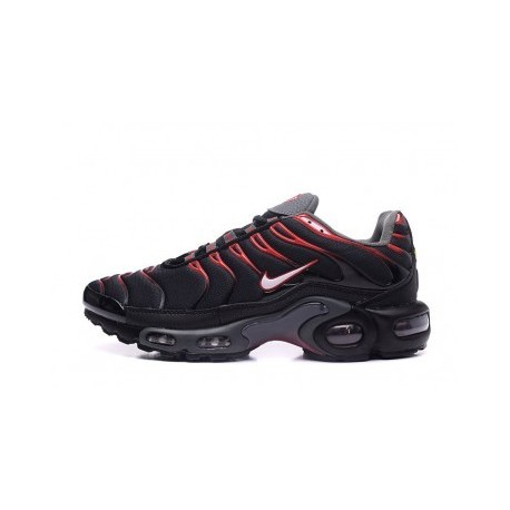 Nike Air Max TN 2018 Homme Noir/Rouge