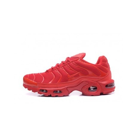 air max tn homme rouge