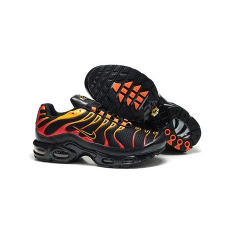 Nike TN 2018 Homme noir/orange
