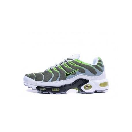Nike Air Max TN 2018 Homme Blanc/Vert