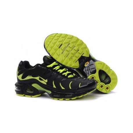 Nike TN 2018 Homme noir/vert