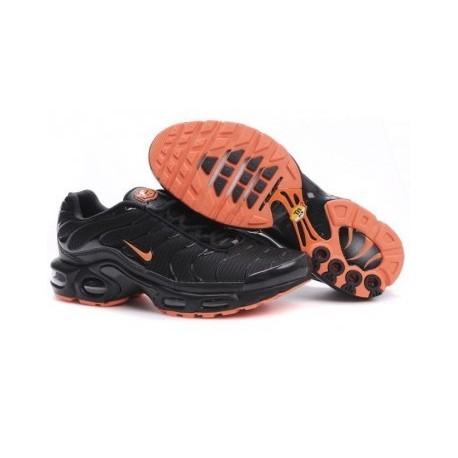 Nike TN 2018 Homme noir/orange