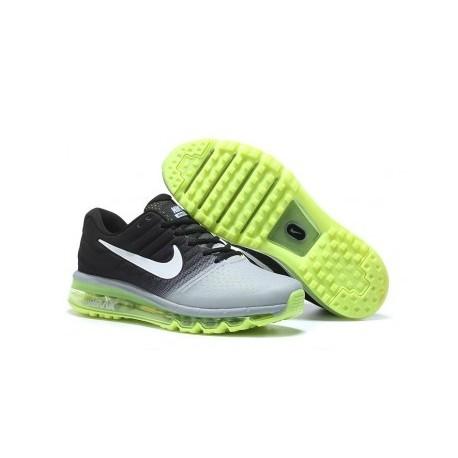 Nike Air Max 2017 Homme Noir/Blanc/Vert