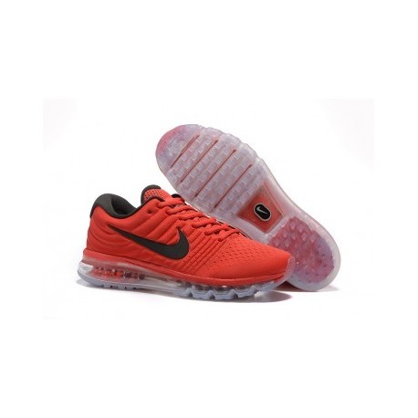Nike Air Max 2017 Homme Rouge Pas Cher