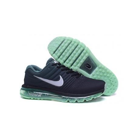 Nike Air Max 2017 Homme Noir/Vert