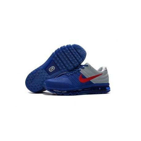 Nike Air Max 2017 Homme Bleu/Gris