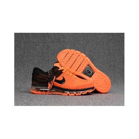 Nike Air Max 2017 Homme Noir/Orange