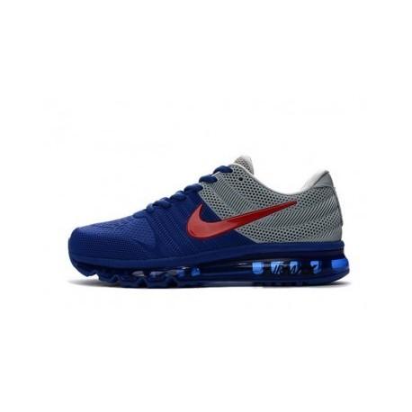 Nike Air Max 2017 Homme Blue Pas Cher