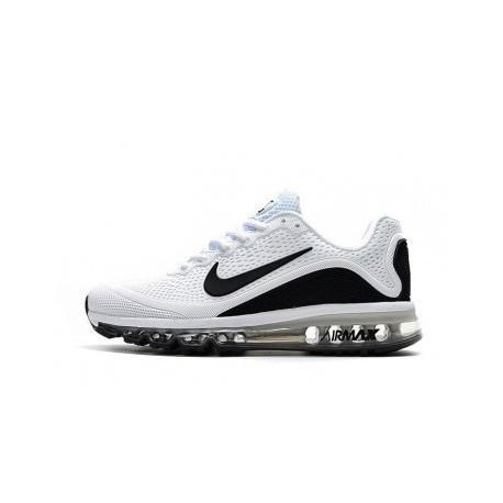Nike Air Max 2017 Homme Blanc/Noir