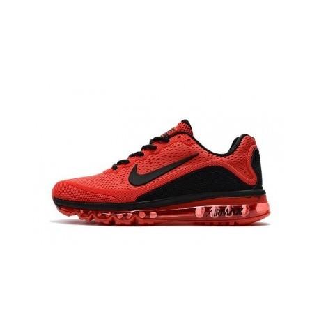Nike Air Max 2017 Homme Noir/Rouge