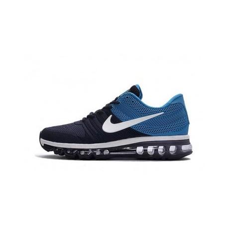 Nike Air Max 2017 Homme Blue
