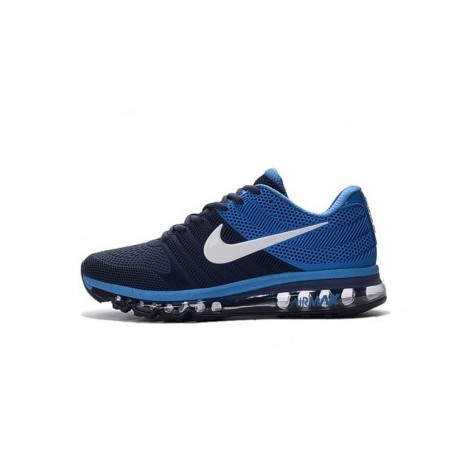 Nike Air Max 2017 Homme Blue