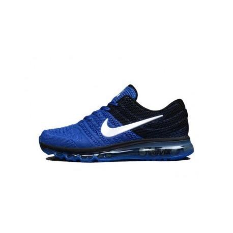 Nike Air Max 2017 Homme Noir/Bleu