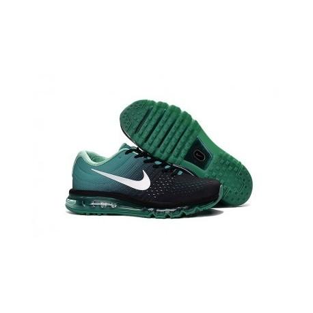 Nike Air Max 2017 Femme Noir/Vert