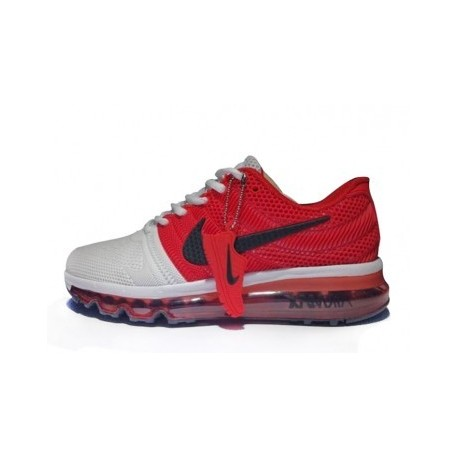 air max 2017 femme rouge