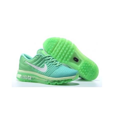 Nike Air Max 2017 Femme Vert Pas Cher