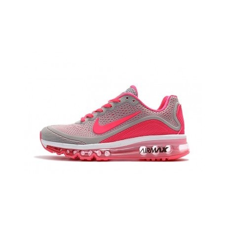 Nike Air Max 2017 Femme Gris/Rouge