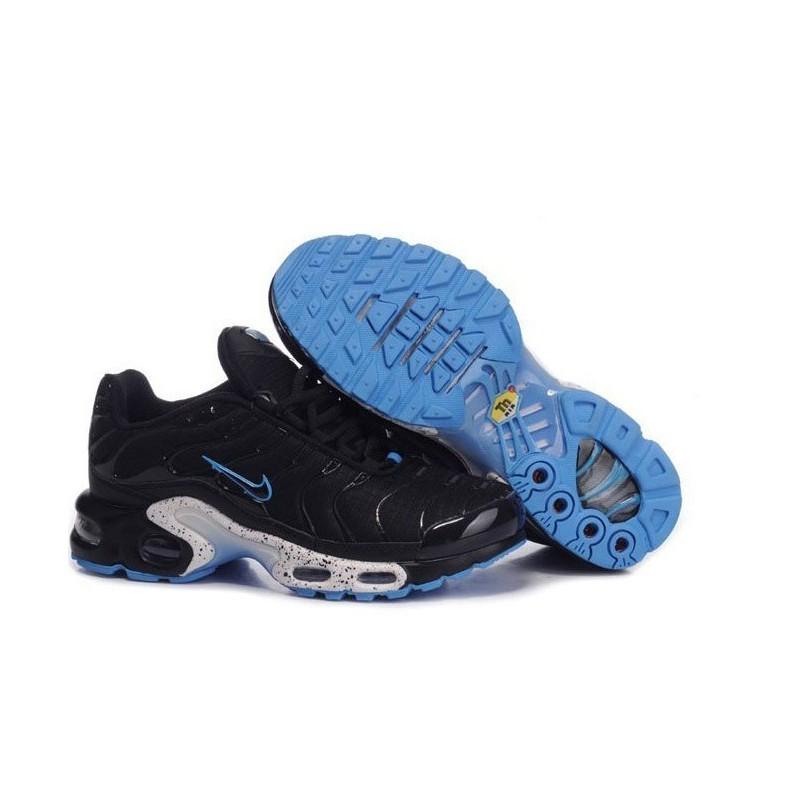 online retailer 6ed7c 2005a Acheter Homme Nike Air Max TN Chaussures Noir Bleu Blanche a vendre