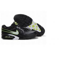 Achetez Homme Nike Air Max Classic BW Noir Blanche Verte Chaussures a vendre