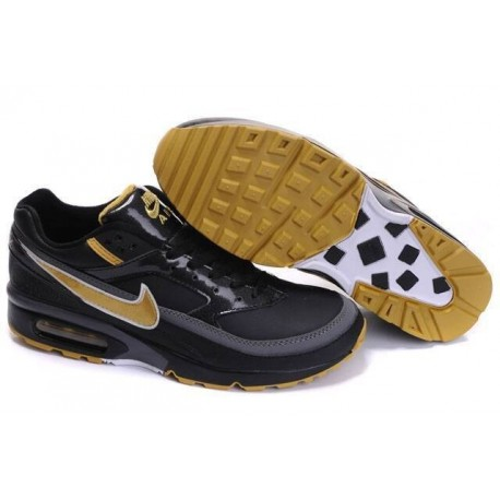 Achat Homme Nike Air Max Classic BW Noir Khaki Chaussures à vendre