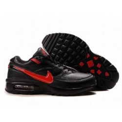 Acheter Homme Nike Air Max Classic BW Noir Rouge Chaussures Pas Cher