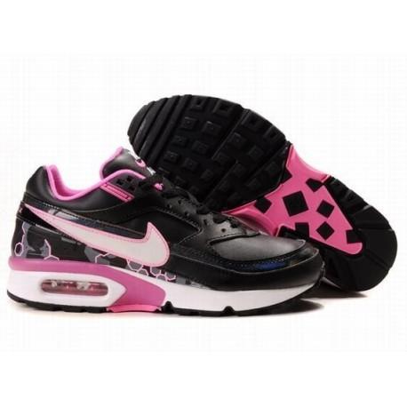Acheter Femme Nike Air Max Classic BW Noir Rose Chaussures à vendre