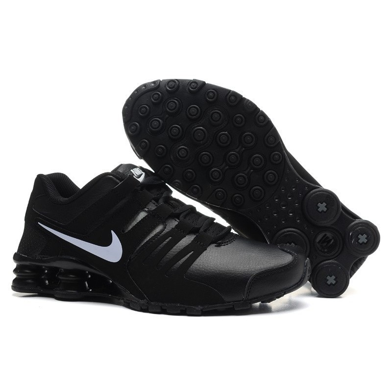 nike shox noir blanc chaussures. Black Bedroom Furniture Sets. Home Design Ideas