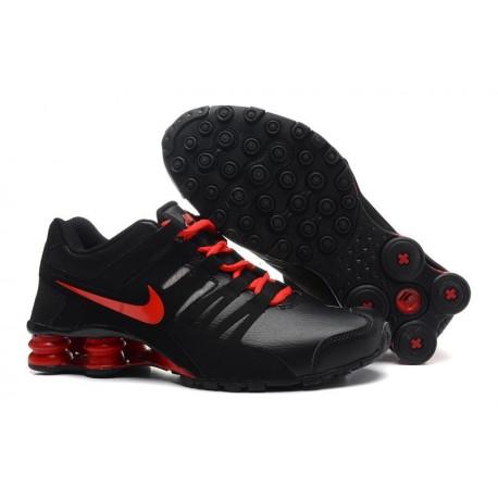 Chaussures en cuir actuelles Nike Shox