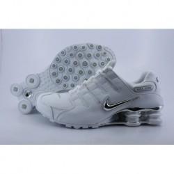 Chaussures de course à pied Nike Shox NZ pour homme/Femme