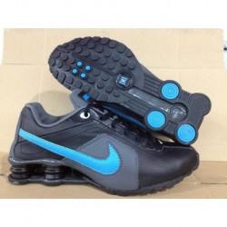 Chaussures de course Homme/Noir/Jade Nike Shox R4